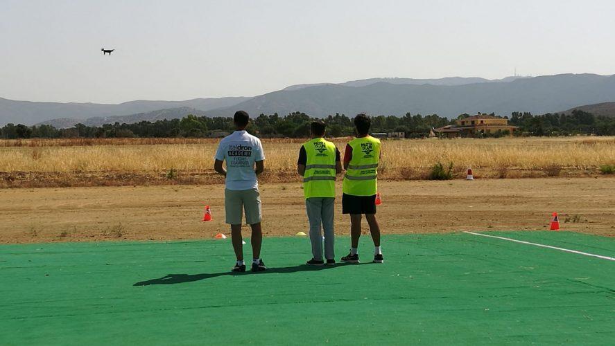 Italdron Academy Campo Volo Sardegna